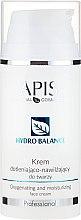 Парфюми, Парфюмерия, козметика Хидратиращ крем за лице - APIS Professional Hydro Balance Oxygenating And Moisturizing Face Cream