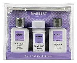 Парфюмерия и Козметика Комплект грижа за тяло - Marbert Bath & Body Classic