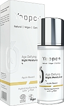 Парфюмерия и Козметика Антистареещ хидратиращ крем за лице - Yappco Age Defying Moisturizer Night Cream