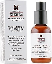 Парфюмерия и Козметика Стягащ и минимизиращ порите концентрат - Kiehl`s Precision Lifting & Pore-tightening Concentrate