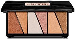 Парфюми, Парфюмерия, козметика Палитра хайлайтъри - Makeup Revolution Shook! Highlighter Palette