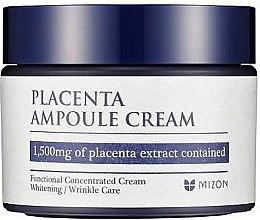 Парфюми, Парфюмерия, козметика Анти-ейдж крем за лице - Mizon Placenta Ampoule Cream