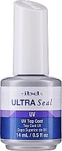 Парфюмерия и Козметика Прозрачен ултразакрепващ гел - IBD Ultra Seal Clear
