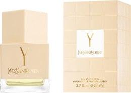 Парфюми, Парфюмерия, козметика Yves Saint Laurent La Collection Y - Тоалетна вода