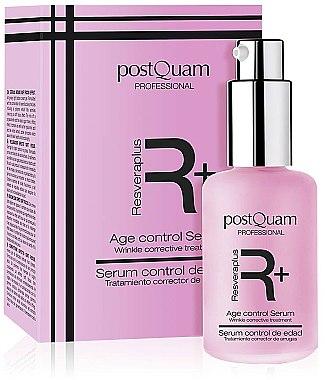 Серум за лице - Postquam Resveraplus Age Control Serum — снимка N1