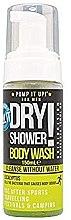 Парфюми, Парфюмерия, козметика Пяна за сухо почистване на тяло с аромат на евкалипт - Pump It Up Dry Shower Body Eucalyptus