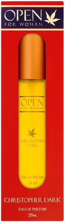 Christopher Dark Open - Парфюмна вода ( мини )