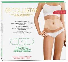 Парфюмерия и Козметика Пачове за корем и бедра - Collistar Patch-Treatment Reshaping Andomen And Hips