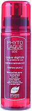 Парфюмерия и Козметика Лак за коса с копринен протеин - Phyto Phytolaque Soie