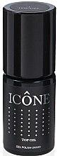 Парфюмерия и Козметика Топ лак за нокти - Icone Gel Polish UV/LED Top Gel