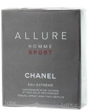 Парфюми, Парфюмерия, козметика Chanel Allure Homme Sport Eau Extreme - Тоалетна вода