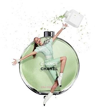 Chanel Chance Eau Fraiche - Душ гел — снимка N2