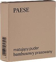 Парфюмерия и Козметика Матираща пудра за лице - Paese Powder Mate