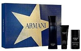 Парфюми, Парфюмерия, козметика Giorgio Armani Armani Code - Комплект (тоал. вода/125ml + душ гел/75ml + део/75ml)