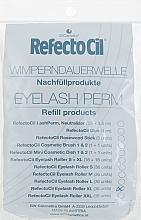 Парфюмерия и Козметика Самозалепващи ролки за ламиниране на мигли, XL - RefectoCil
