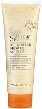Парфюмерия и Козметика Душ суфле - Sanctuary Spa Air-whipped Shower Souffle 24hr Moisturising Body Wash