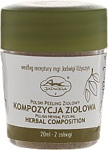 Парфюми, Парфюмерия, козметика Пилинг за лице - Jadwiga Herbal Composition Peeling