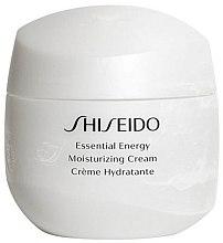 Парфюми, Парфюмерия, козметика Хидратиращ крем за лице - Shiseido Essential Energy Moisturizing Cream (тестер)