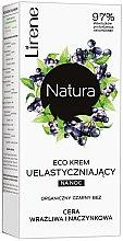 Парфюми, Парфюмерия, козметика Нощен крем за лице с екстракт от бъз - Lirene Natura Eco Cream