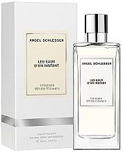 Парфюмерия и Козметика Angel Schlesser Les Eaux d'un Instant Intimate White Flowers - Тоалетна вода