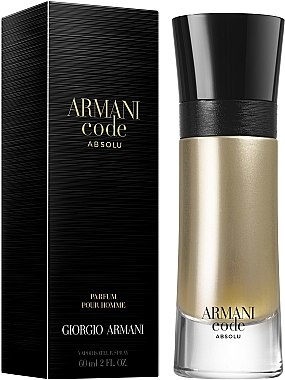 Giorgio Armani Code Absolu - Парфюм — снимка N2