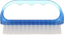 Парфюмерия и Козметика Козметична четка за нокти, 74752, синя - Top Choice