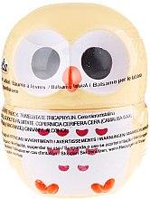 """Парфюми, Парфюмерия, козметика Балсам за устни """"Сова"""", жълт - Martinelia Owl Lip Balm"""