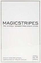 Парфюмерия и Козметика Повдигащи пачове за клепачи в размер S - Magicstripes The invisible, Surgery-Free Eyelid Lifting S