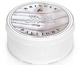 Парфюми, Парфюмерия, козметика Ароматна чаена свещ - Kringle Candle Warm Cotton