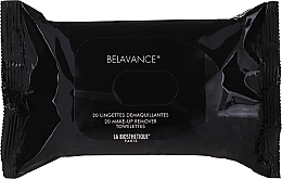 Парфюмерия и Козметика Кърпички за почистване на грим от очи - La Biosthetique Belavance