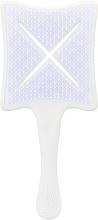 Парфюмерия и Козметика Четка за коса - Ikoo Paddle X Classic Platinum White