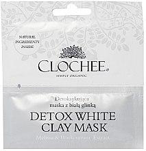 Парфюми, Парфюмерия, козметика Детоксифицираща маска с бяла глина - Clochee Detox Wax Clay Mask