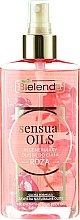 """Парфюми, Парфюмерия, козметика Масло за тяло """"Роза"""" - Bielenda Sensual Oils"""