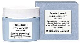 Парфюмерия и Козметика Хидратиращ крем-гел за лице - Comfort Zone Hydramemory Cream-Gel