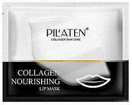 Парфюмерия и Козметика Подхранваща маска за устни с колаген - Pil'aten Collagen Nourishing Lip Mask