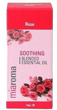 """Етерично масло """"Роза"""" - Holland & Barrett Miaroma Rose Blended Essential Oil — снимка N2"""
