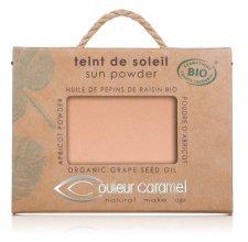 Парфюмерия и Козметика Озаряваща компактна пудра - Couleur Caramel Sun Powder