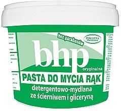 Парфюми, Парфюмерия, козметика Делактна почистваща паста за ръце с глицерин - BHP Handwashing Paste