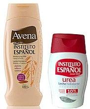 Парфюми, Парфюмерия, козметика Комплект - Instituto Espanol Avena Set (мляко за тяло/500ml + мляко за тяло/100ml)