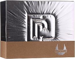 Парфюмерия и Козметика Paco Rabanne Invictus - Комплект (тоал. вода/100ml + део/150ml+ тоал. вода/10ml)