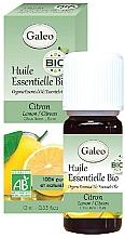 Парфюмерия и Козметика Органично етерично масло от лимон - Galeo Organic Essential Oil Lemon