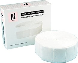 Парфюми, Парфюмерия, козметика Кърпички за маникюр - Hi Hybrid Dust-Free Manicure Pads