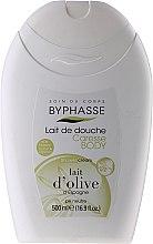 Парфюмерия и Козметика Душ крем - Byphasse Caresse Shower Cream Olive Milk