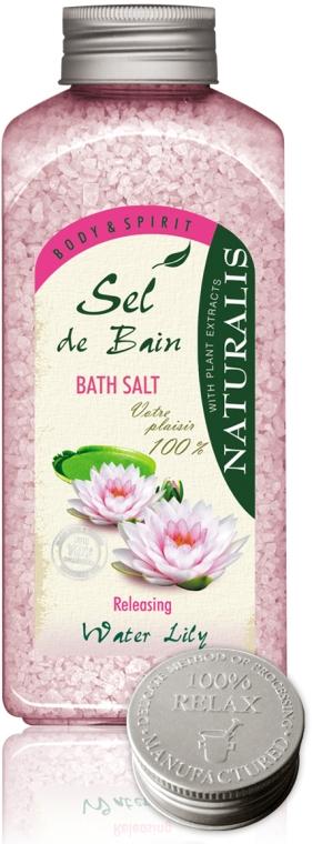 Сол за вана - Naturalis Sel de Bain Water Lily Bath Salt