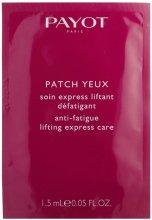 Парфюмерия и Козметика Пачове за под очи с лифтинг ефект - Payot Perform Lift Patch Yeux