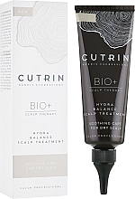 Парфюмерия и Козметика Овлажняващ гел-крем за сух скалп - Cutrin Bio+ Hydra Balance Scalp Treatment