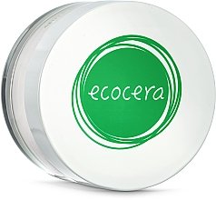 Парфюмерия и Козметика Ечемична насипна пудра за лице - Ecocera Barlay Loose Powder