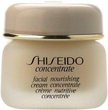 Парфюми, Парфюмерия, козметика Подхранващ крем за лице - Shiseido Concentrate Facial Nourishing Cream