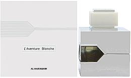 Парфюмерия и Козметика Al Haramain L'Aventure Blanche - Парфюмна вода