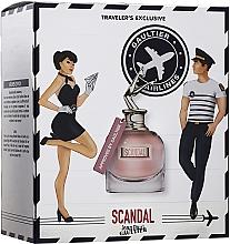 Парфюмерия и Козметика Jean Paul Gaultier Scandal - Комплект парфюмни води (edp/80ml + edp/20ml)